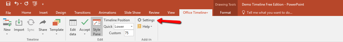 How to disable Office Timeline's usage data transmission – Office