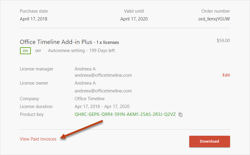 view-paid-invoices-office-timeline-add-in.png