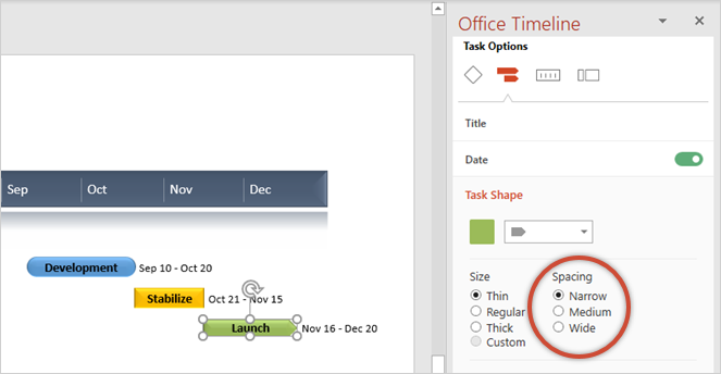 reduce-spacing-between-tasks-office-timeline.png